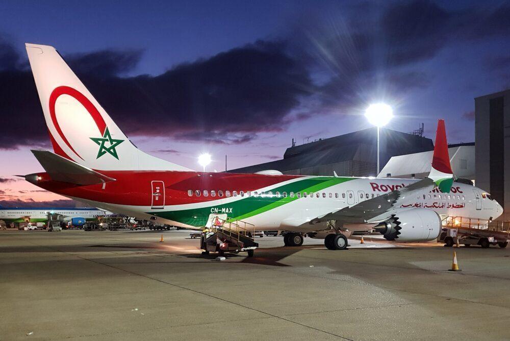 Royal Air Maroc Eyes Return Of The Boeing 737 MAX