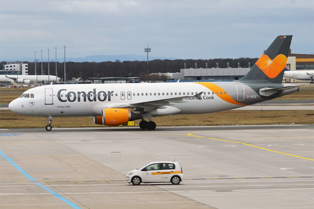 Condor Flight Delayed Four Hours After Rejected Takeoff Due To Error