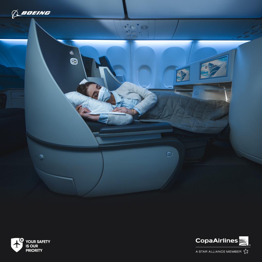 Copa Airlines DREAMS