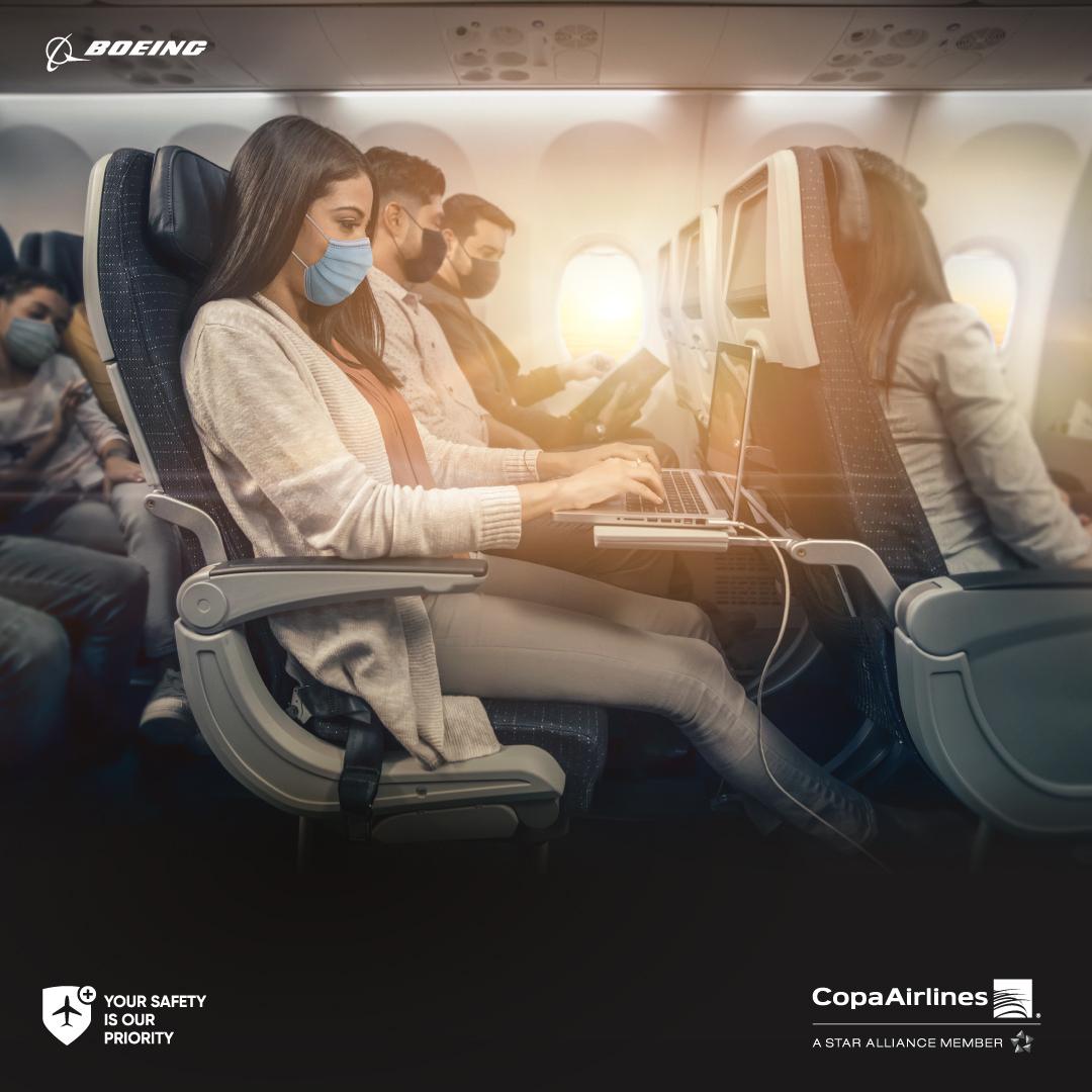 Copa Airlines Economy Extra 2