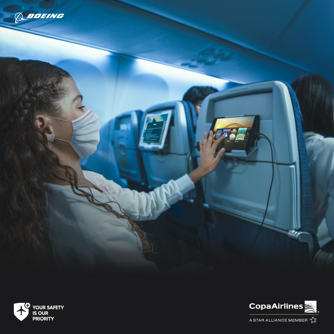 Copa Airlines Economy Extra