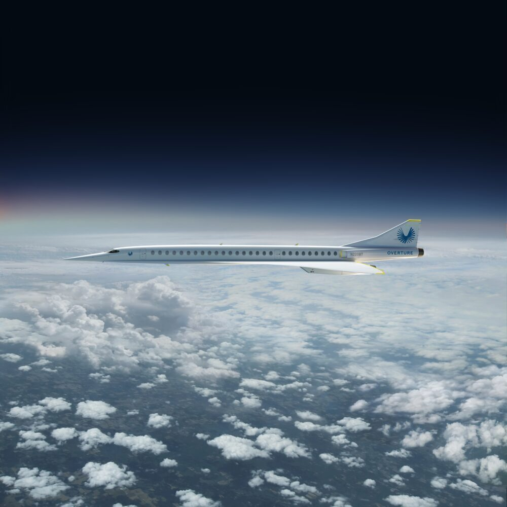 Ex-British Airways CEO Doesn't See A Future In Supersonic Flight