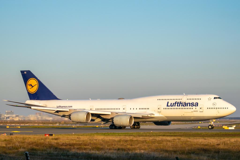 Lufthansa, Boeing 747-8, Reactivated