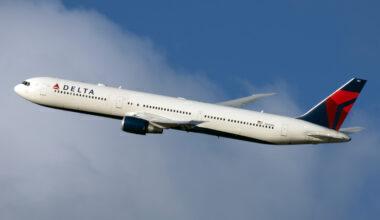 Delta Boeing 767-400Er