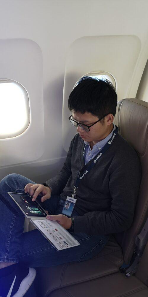 Airbus digital magazine