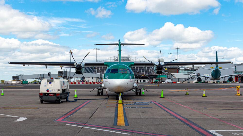 Aer ingus Regional Stobart Air ATR42