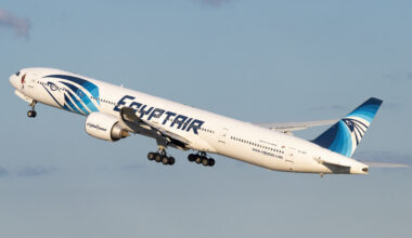 EgyptAir Boeing 777-36N(ER) SU-GDR