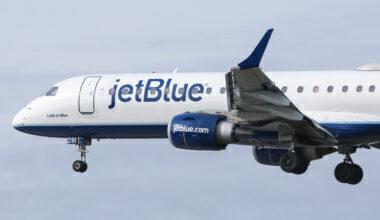 JetBlue Airways Embraer ERJ-190AR