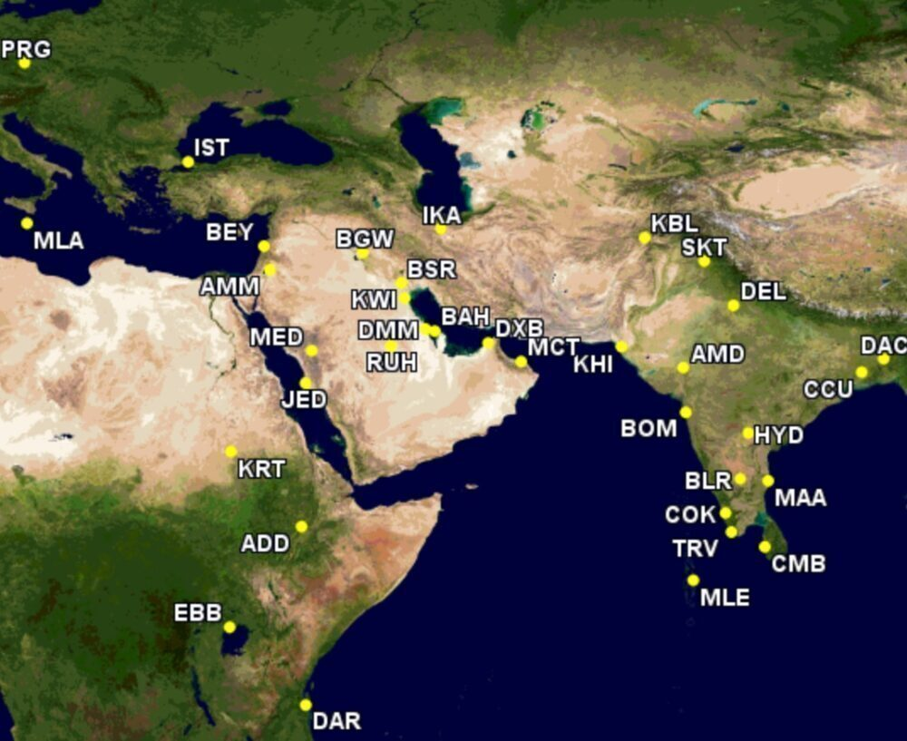 Emirates vs flydubai – A Look At The Destinations Served