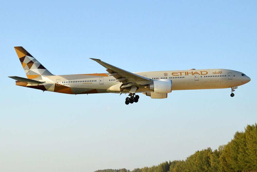 Etihad Doesn't Look Set To Return To Los Angeles Post Pandemic