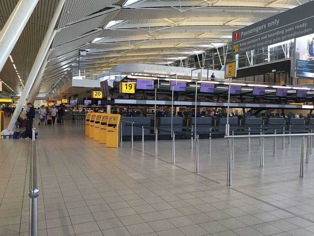 Amsterdam Schipol Terminal