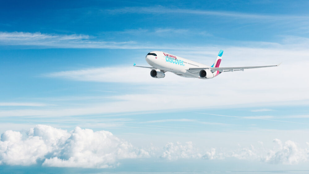 Eurowings Discover Aircraft