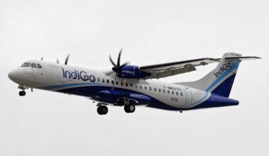 IndiGo ATR 72-600