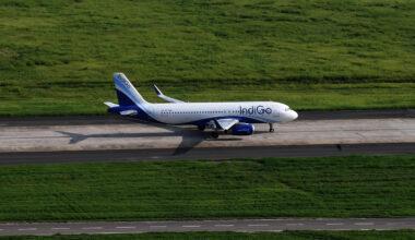 IndiGo Airbus A320-200