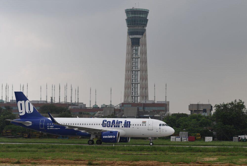 GoAir A320