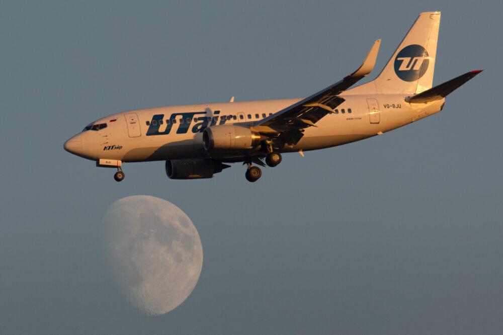Utair 737-500
