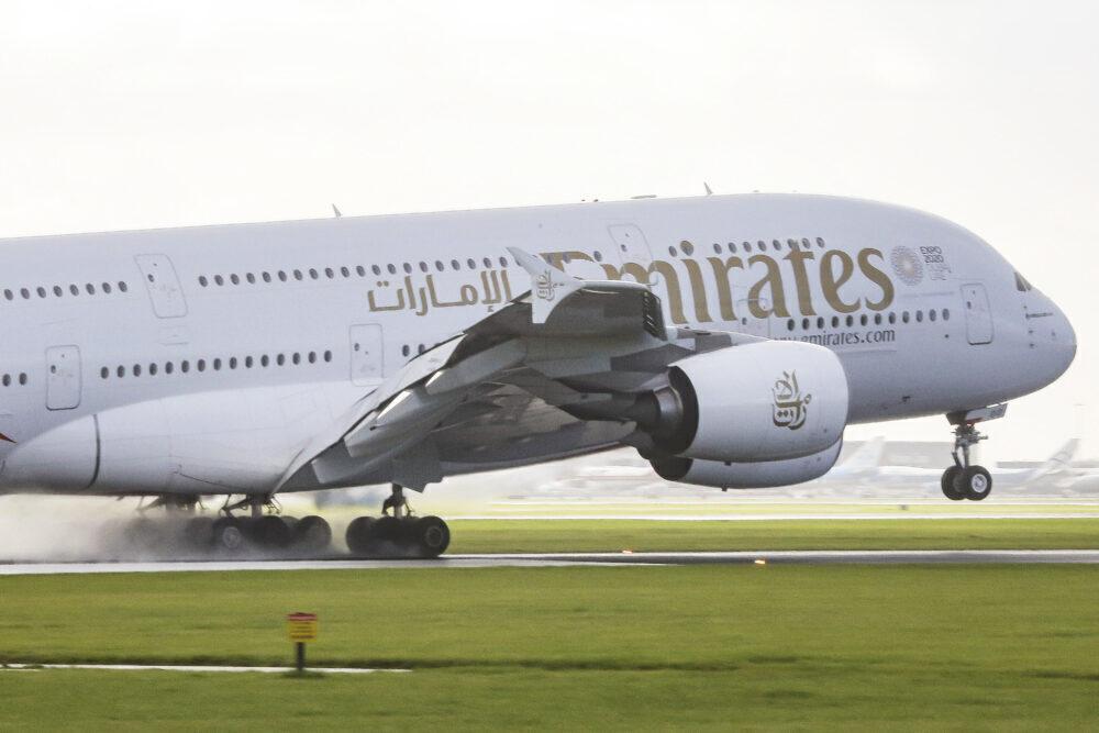 Emirates Getty