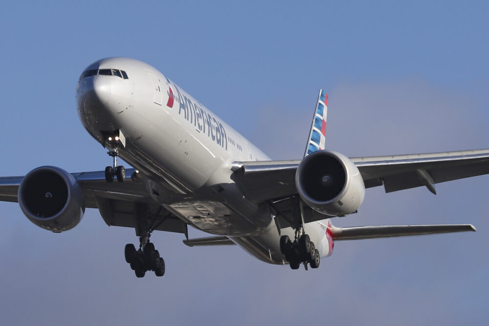 Wow: American Airlines Goes Big With Boeing 777 Domestic Flights