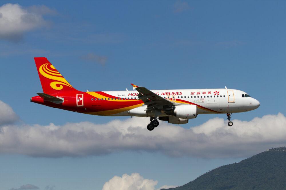 Hong Kong Airlines A320