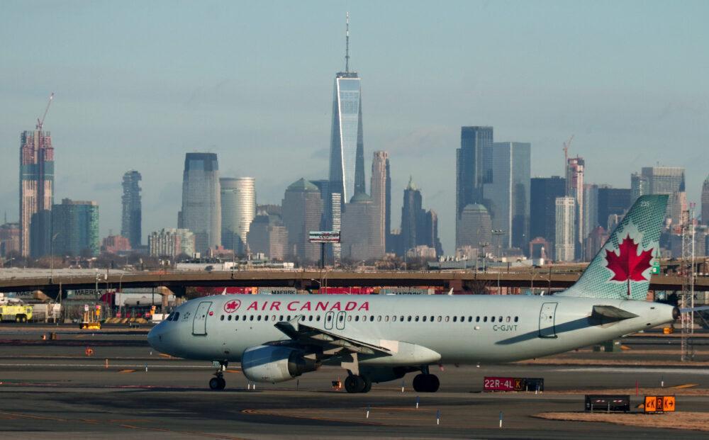 Air Canada New York