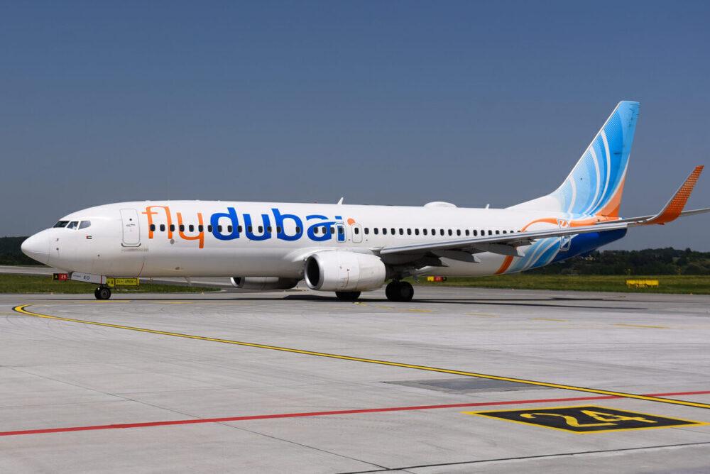 flydubai B737-800