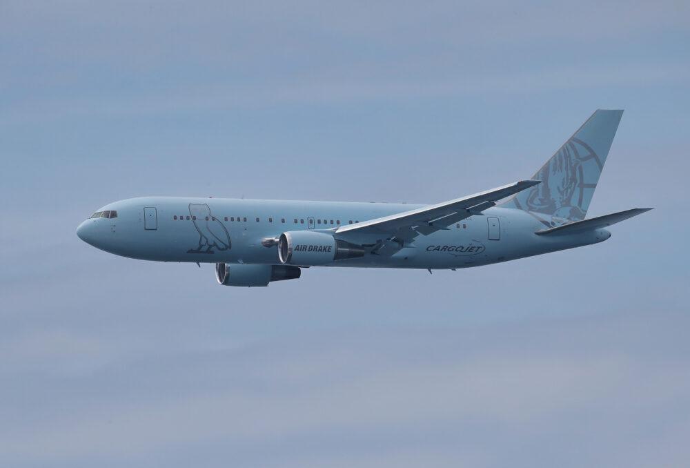 Inside Drake's Boeing 767 Private Jet Dubbed 'Air Drake'