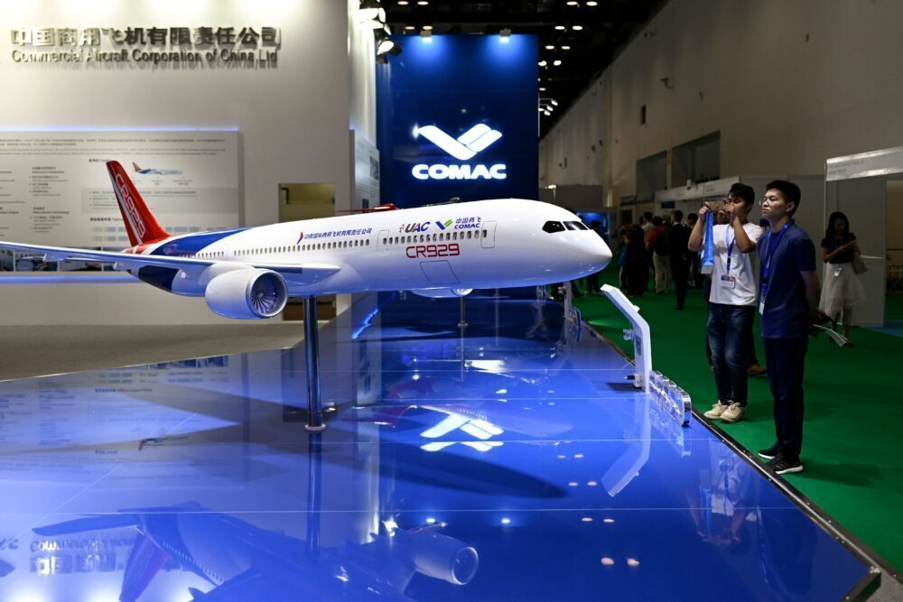 China And Russia Want To Start Building The 1st CR929 This Year