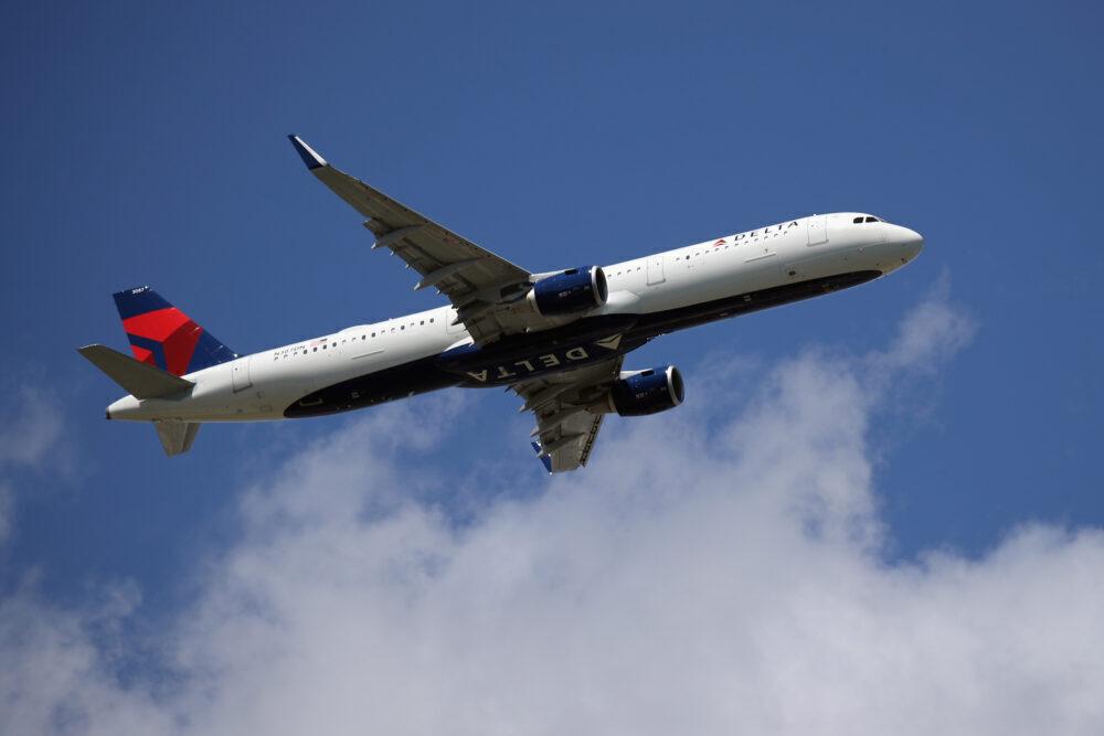 Delta Airbus A321 Getty