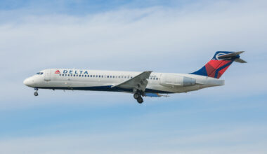 Delta Air Lines Boeing 717