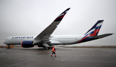 Aeroflot A350-900