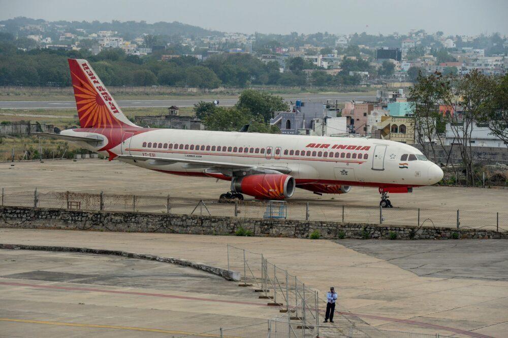 Air India A320