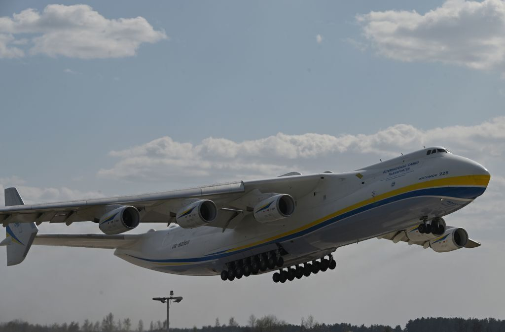 The Antonov An-124 Vs An-225: What Are The Differences?