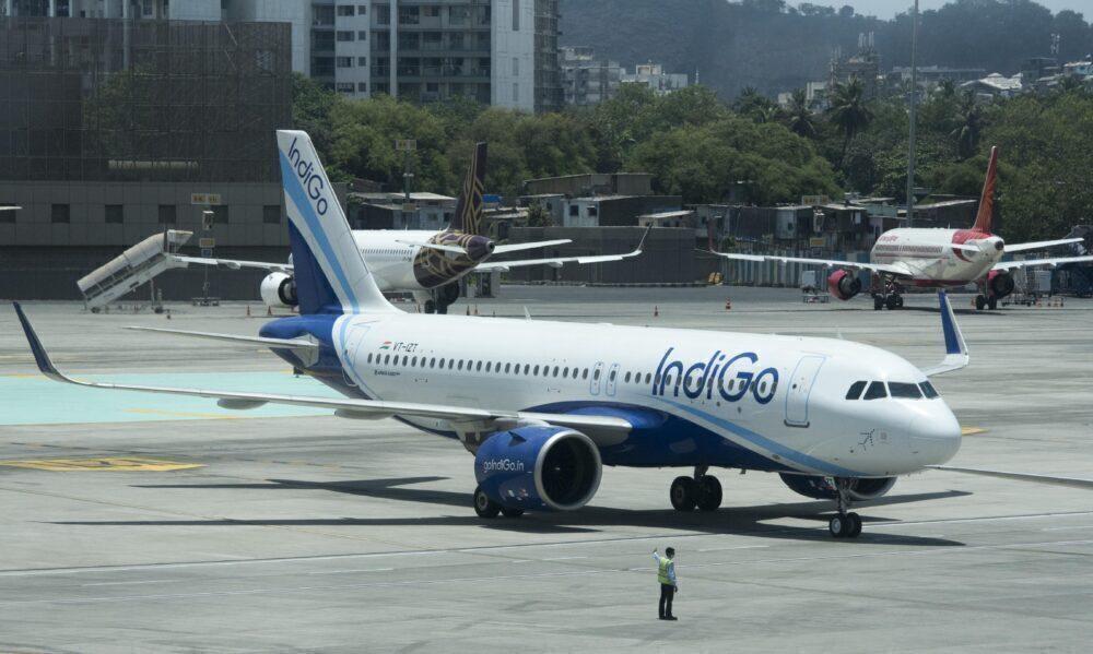 IndiGo A320neo getty