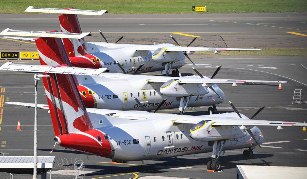 Qantas Link Dash 8