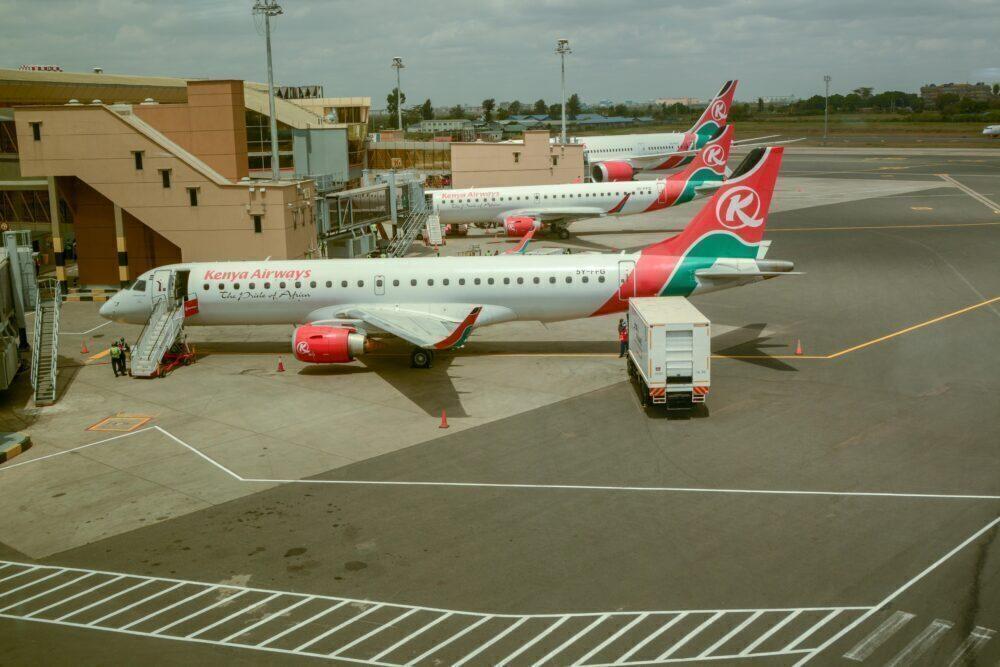 Kenya Airways Getty