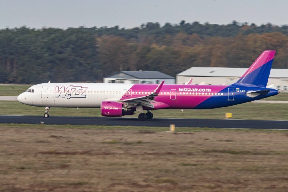 Wizz Air Isn't Focused On Business Travelers