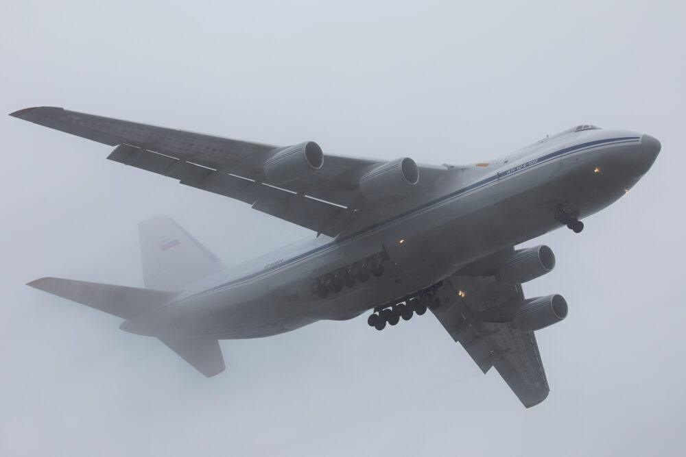 Russia Working On AN-124 Replacement: Dubbed 'Slon' or 'Elephant'