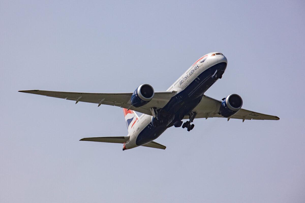 British Airways, IATA Travel Pass, Health Passport