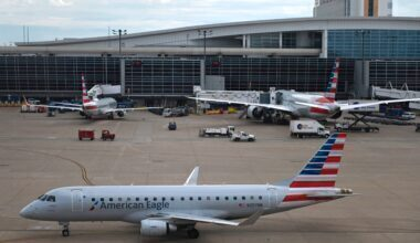 American Airlines Dallas DFW