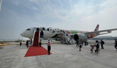 Chengdu Tianfu opens