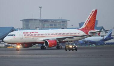 Air India A320 Getty