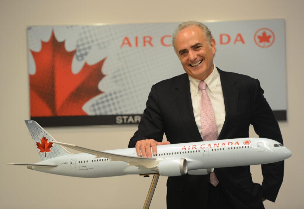Air Canada's CEO Returns 2020 Bonus After Public Outcry