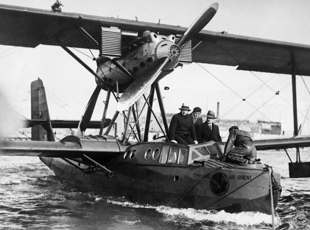 Air Orient seaplane