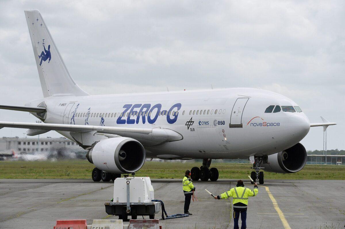 ZeroG Airbus A310