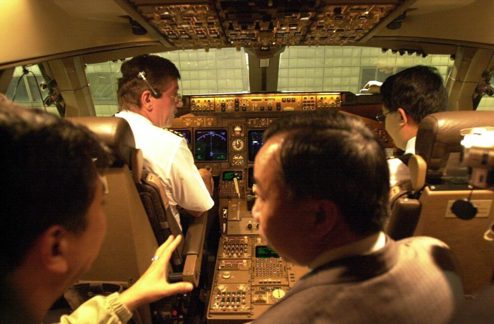Singapore Airlines Pilots
