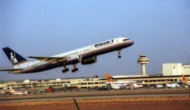 Britannia Airways getty
