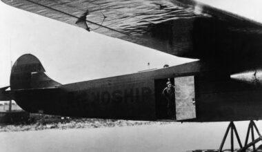 Amelia Earhart - Fliegerin; USA