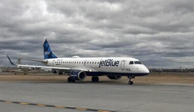 JetBlue Getty