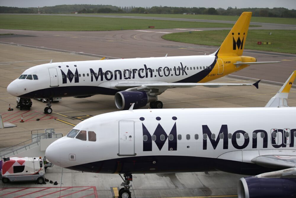 What Caused The Collapse Of UK Carrier Monarch?