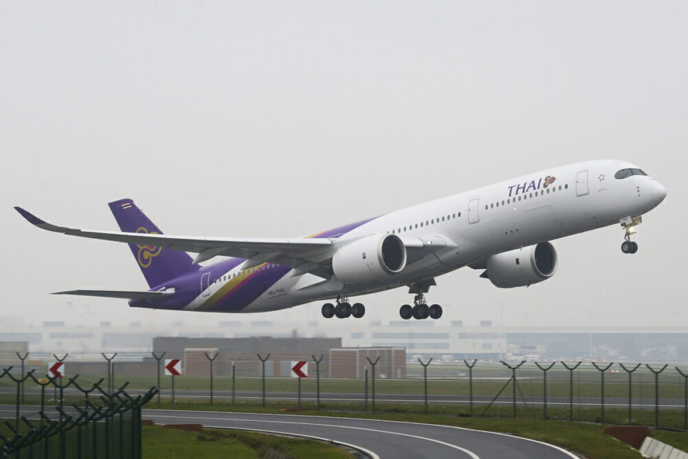Where Is Thai Airways Flying This Summer?
